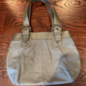 Coach- Shoulder Bag- Good Condition